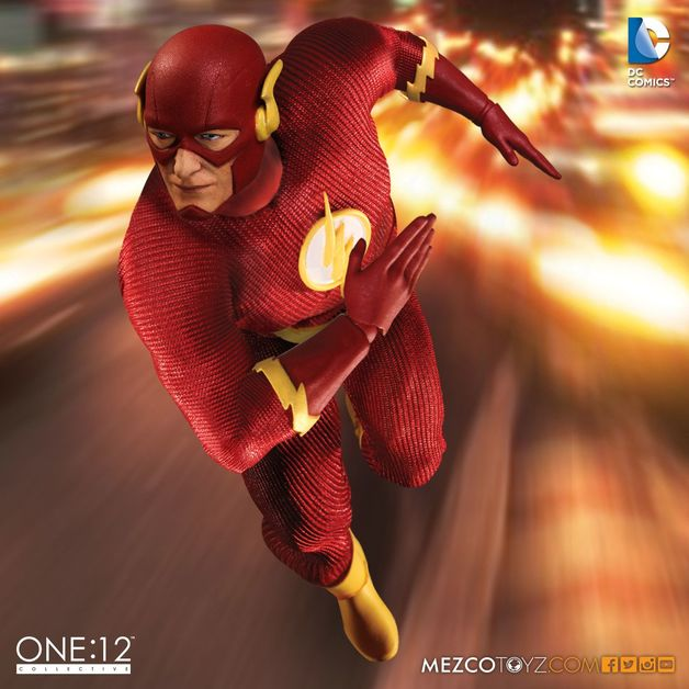 DC Comics: The Flash - One:12 Collective Action Figure