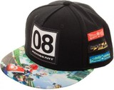 Nintendo: Super Mario Kart Youth Omni-Colour Snapback Cap