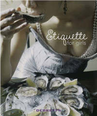 Debrett's Etiquette for Girls by Fleur Britten image