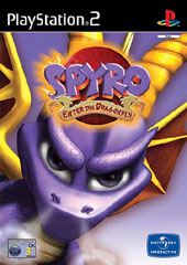 Spyro: Enter The Dragonfly (Platinum) for PS2