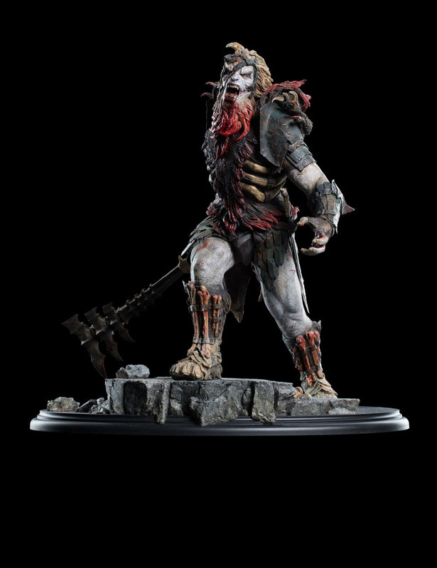 The Hobbit: The Torturer of Dol Guldur - 1/6 Scale Replica Figure