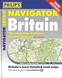 Philip's 2018 Essential Navigator Britain Flexi