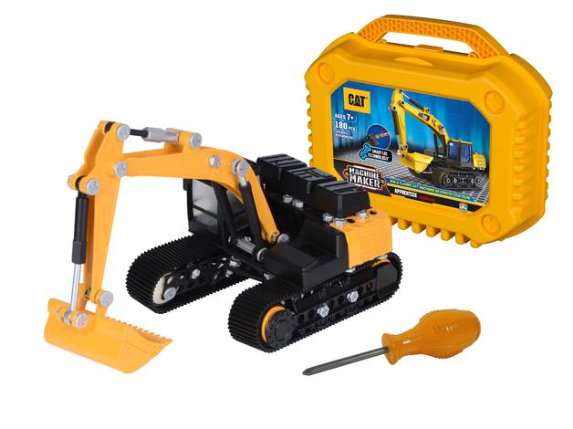 CAT: Apprentice Machine Maker - Excavator | Toy | at Mighty