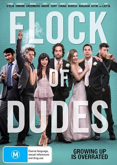 Flock of Dudes on DVD