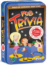 Pub Trivia - Tinned Travel Game image