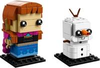 LEGO Brickheadz: Anna & Olaf (41618) image