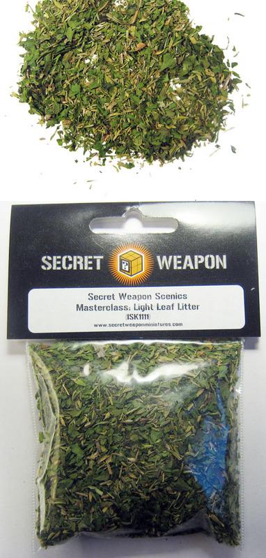 Masterclass Scenics: Light Leaf Litter