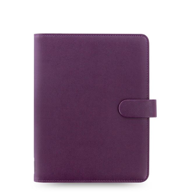 Filofax: Pennybridge Strap Small Tablet Case - Purple