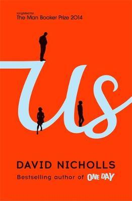 Us by David Nicholls image