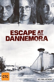 Escape At Dannemora on DVD
