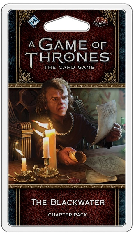 A Game of Thrones LCG: The Blackwater Chapter Pack