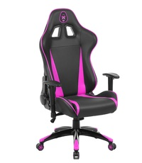 Gorilla Gaming Commander Chair - Pink & Black for