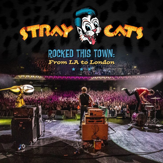 Rocked This Town: From LA To London (2LP) by Stray Cats
