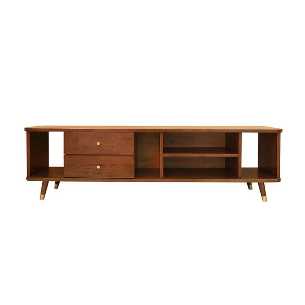 Osker Luxury Solid Oak TV Cabinet