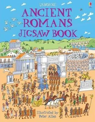 Ancient Romans by Struan Reid image