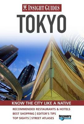 Tokyo Insight City Guide by Brian Bell image