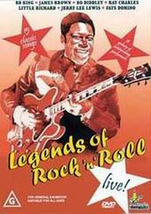 Legends of Rock 'n' Roll Live on DVD
