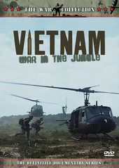 The Vietnam: War In The Jungle on DVD