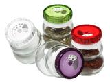 Herevin Unfilled Spice Jar (200ml)