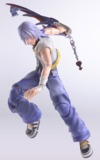 Kingdom Hearts: Riku Play Arts Kai Figure