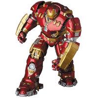 Avengers: MAFEX Iron Man Hulkbuster Figure