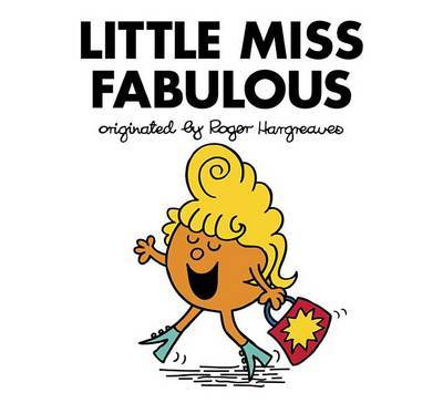 Little Miss Fabulous by Adam Hargreaves image