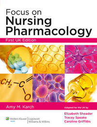 Focus on Nursing Pharmacology by Amy Morrison Karch image