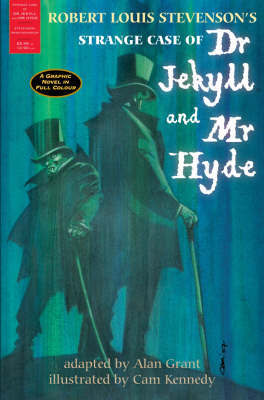 The Strange Case of Dr Jekyll and Mr Hyde by Robert Louis Stevenson image