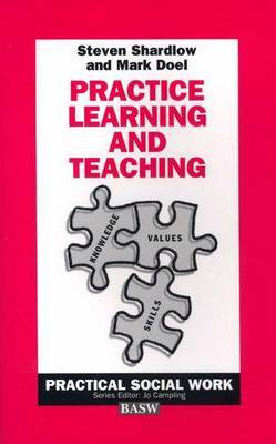 Practice Learning and Teaching by Mark Doel image