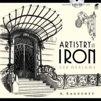 Artistry in Iron: 250 Designs by A. Raguenet image