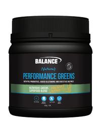 Balance Naturals Performance Greens - Pineapple Mango (600g)