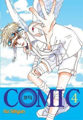 Comic, Vol. 4 by SiHyun Ha