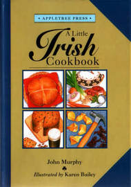 A Little Irish Cook Book by John Murphy image