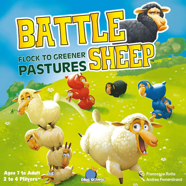 Battle Sheep - Board Game