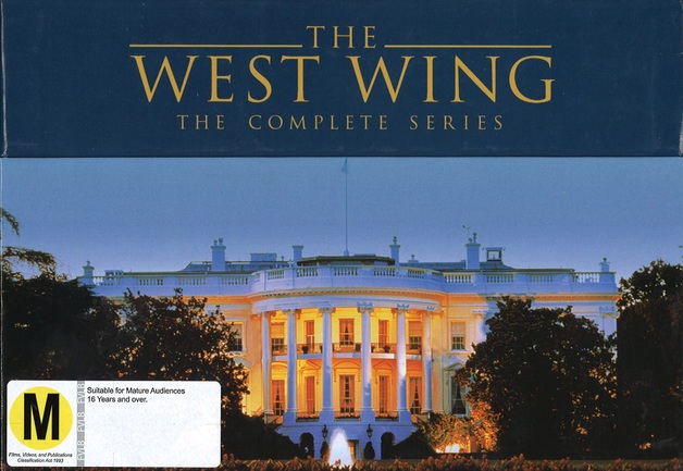 The West Wing: Complete Series 1-7 on DVD
