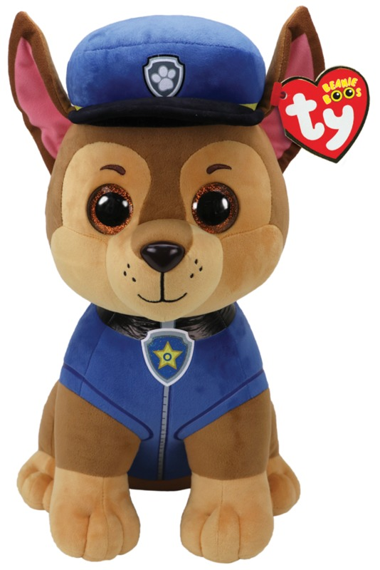 Ty  Beanie Boo  Paw Patrol - Chase (Large) fee5d02b9541