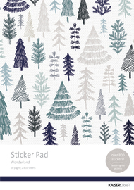 Kaisercraft: Sticker Pad - Wonderland