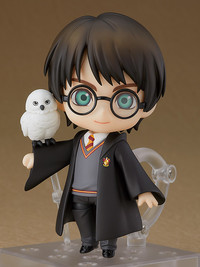Harry Potter: Nendoroid Harry Potter - Articulated Figure