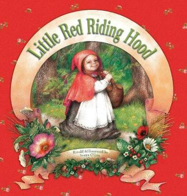 Little Red Riding Hood by Olha Tkachenko