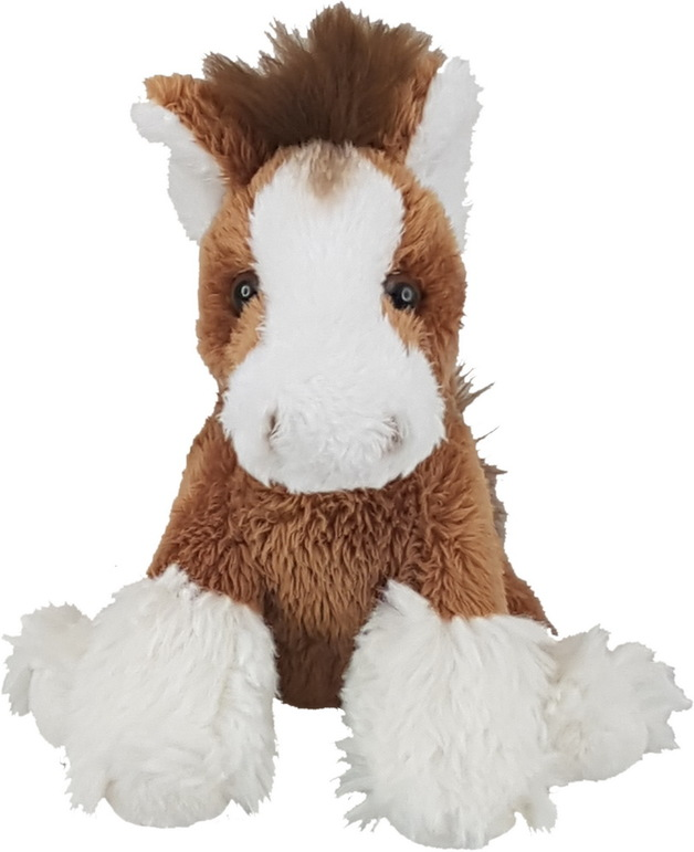Antics: Clydesdale Horse - Mini Horse