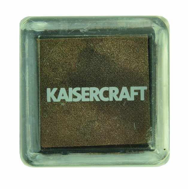Kaisercraft Bark Ink Pad - Small