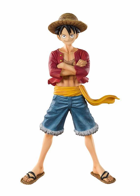 Figuarts ZERO: Straw Hat Monkey D. Luffy - PVC Figure