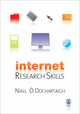 Internet Research Skills: How to Do Your Literature Search and Find Research Information Online by Niall O Dochartaigh image