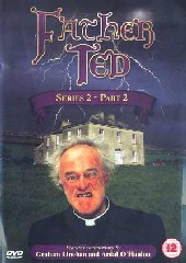 Father Ted Series 2: Part 2 on DVD