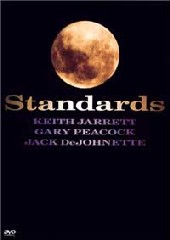 Keith Jarrett, Gary Peacock, Jack DeJohnette - Standards on DVD