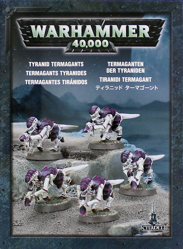 Warhammer 40,000 Tyranid Termagants