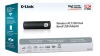 D-Link AC Wireless USB Adapter DWA-182 image
