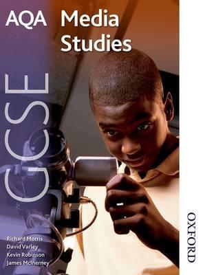 AQA GCSE Media Studies by Richard Morris image