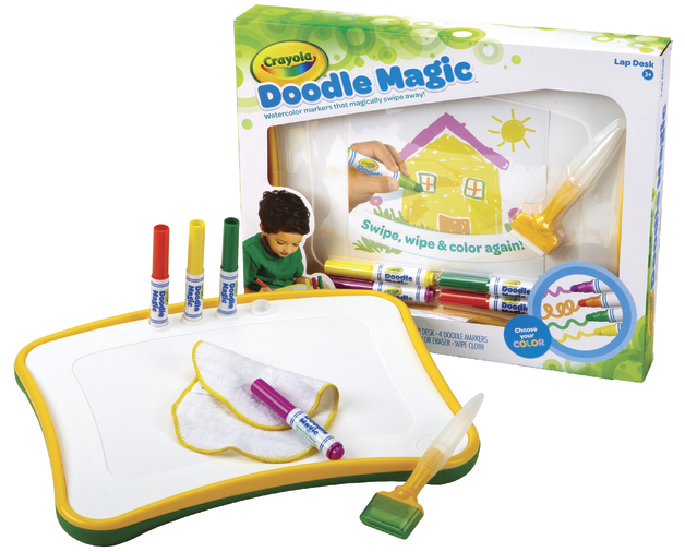Crayola: Doodle Magic Lap Desk