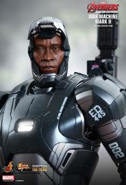 Avengers 2 - War Machine Mark II 1:6 Scale Diecast Figure